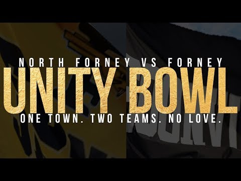 North Forney vs Forney : Unity Bowl | FOOTBALL HIGHLIGHTS