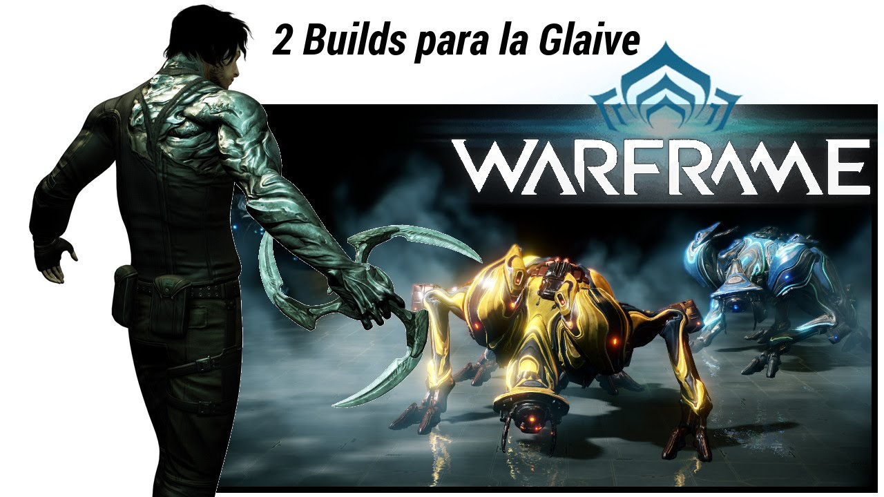 Warframe 2 build para la Glaive (Glaive prime) - YouTube