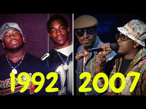 The Evolution of OutKast (1992 - 2007)