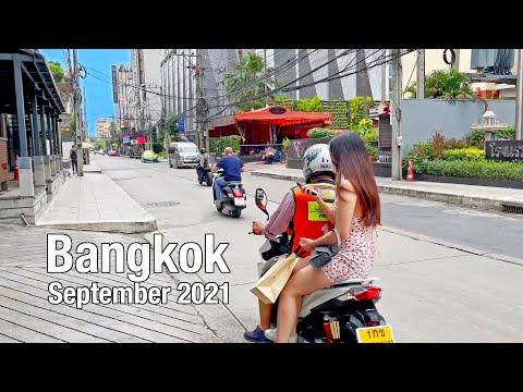 Bangkok September 2021 - Sukhumvit Soi 11