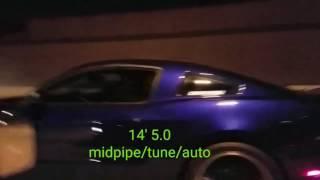 nitrous 3v vs auto coyote