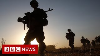 US withdrawal from Afghanistan 'could lead to civil war'  - BBC News