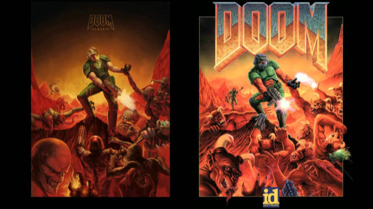 Doom II - The Demon's Dead remake by Andrew Hulshult