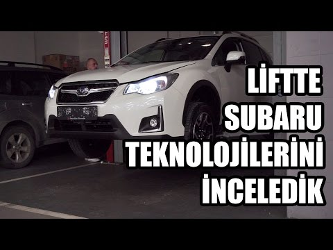 Subaru Teknolojileri | 2017 Forester
