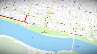 2 августа в Твери ограничат движение транспорта по некоторым улицам