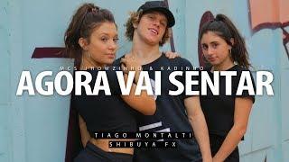 Video Agora Vai Sentar - MCs Jhowzinho & Kadinho I Coreógrafo Tiago Montalti download MP3, 3GP, MP4, WEBM, AVI, FLV Juni 2018