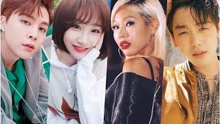 25 Asian American K-Pop Artists We're Listening To This APA Heritage Month