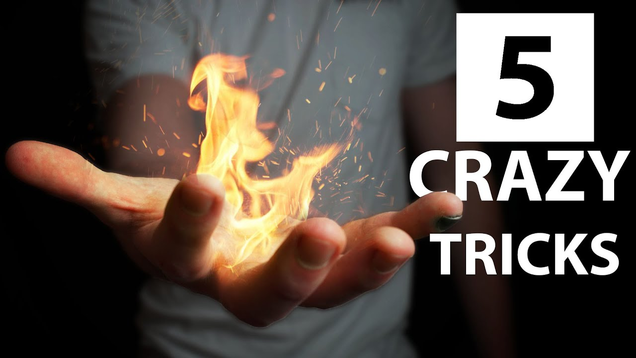 Download 5 CRAZY Magic Tricks Anyone Can Do   Revealed