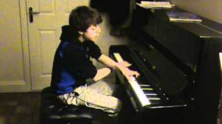 The flight of the bumble bee piano by Luke Norman