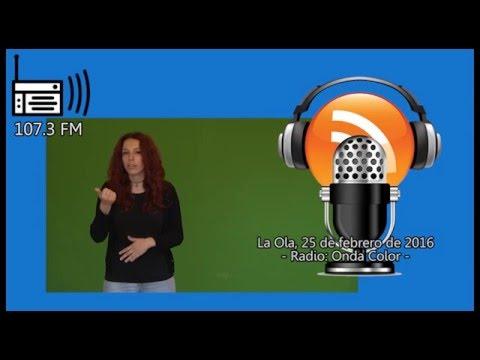 Programa de Radio en LSE: La Ola, 17 de Marzo de 2016