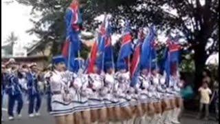 Tanza Town Fiesta Band Parade 2013
