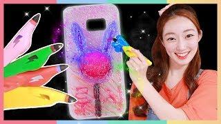 DIY个性十足的3D涂鸦专属手机壳 | 凯利和玩具朋友们 | 凯利TV
