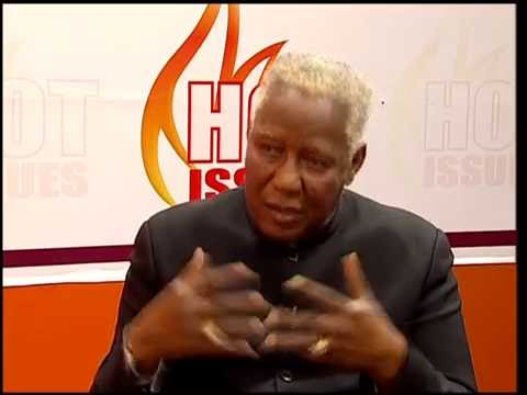 A profile of Hon. E.T Mensah's political carreer  on TV3 Hot Issues -25/6/2016