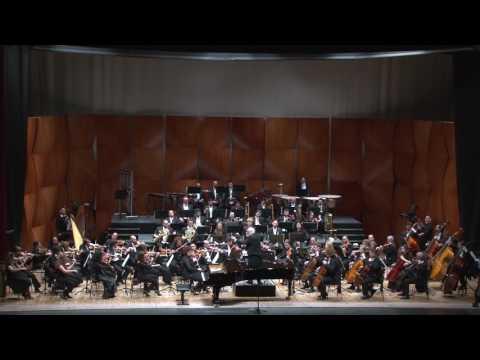 Malta Philharmonic Orchestra and Constantine Orbelian  HD