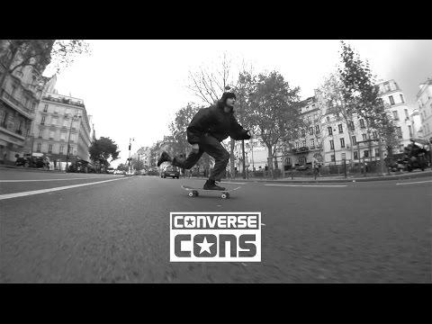 Converse Cons CTAS Pro Black Mono - Kevin Rodrigues