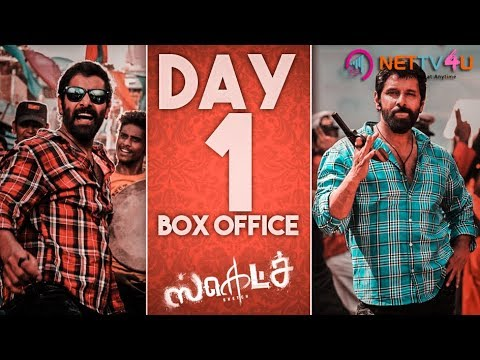 Sketch Movie Box Office Collection Report : TSK Beats Sketch ? | Sketch Box Office World Wide Report
