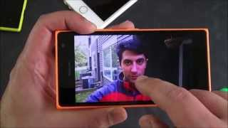 Unboxing the Nokia Lumia 735