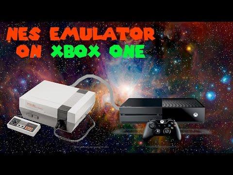 NES Emulator On Xbox One!!