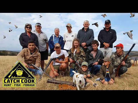 Clay Pigeon Shooting Competitions at Eastern Cape, South Africa | CATCH COOK