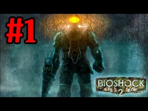 Bioshock 2 Big Brass Balls Walkthrough Part 1 Welcome Back To Rapture Xbox360 1080p