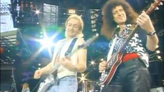 Watch Brian May Now Im Here video