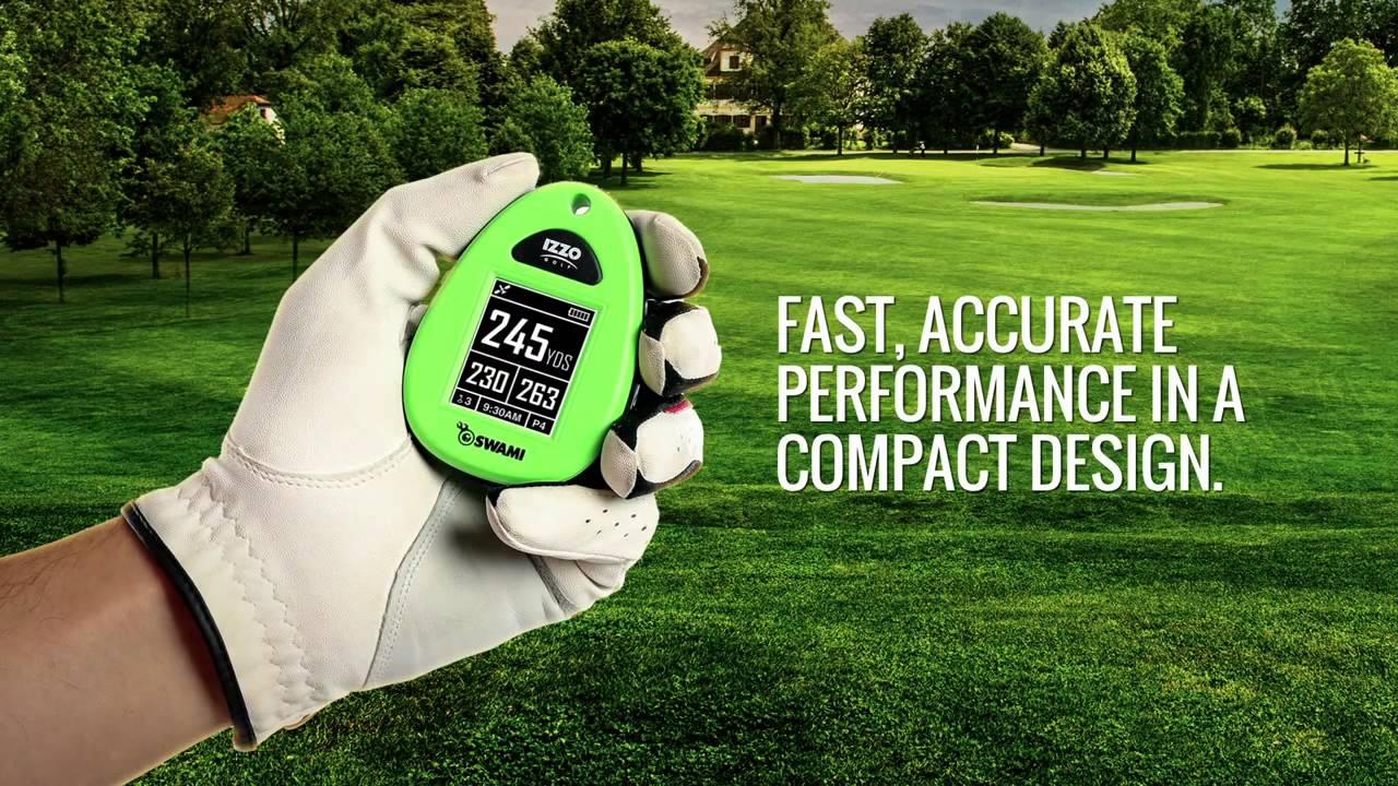 IZZO Golf Swami Golf GPS Devices
