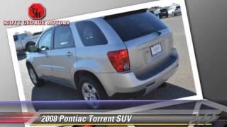 Used  2008 Pontiac Torrent SUV - LUBBOCK, MIDLAND, HOBBS, ODESSA, LEVELLAND, CLOVIS, PLAINVIEW
