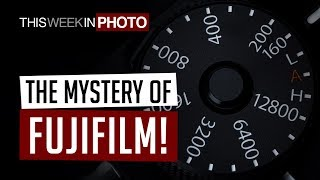 TWiP 538 - The Mystery of Fujifilm - Revealed!