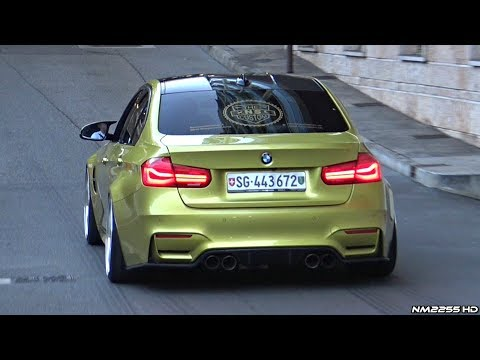 Modified Cars & Supercars Accelerating & Doing Burnouts Into a Tunnel!!