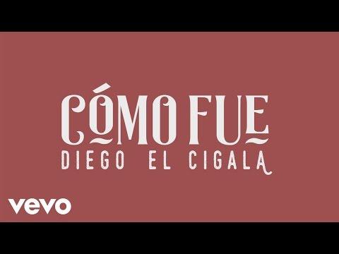 Diego El Cigala - Cómo Fue (Cover Audio)