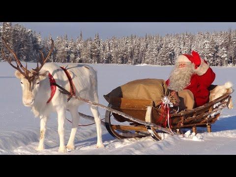 Il Migliori Messaggi di Babbo Natale - video messaggio per bambini Lapponia Finlandia Rovaniemi