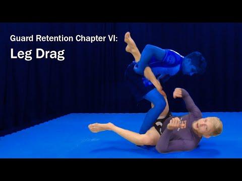 VI: Leg drag defense - Guard Retention - De Groot BJJ