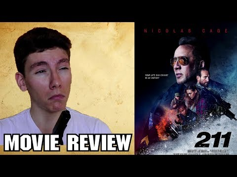 211 (2018) [Nicolas Cage Action Movie Review]