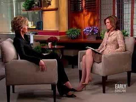 Jane Fonda On 'Georgia Rule' (CBS News)