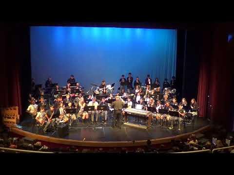 Jazz Hero   Grade 7:8 Mass Band