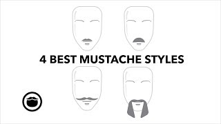 The 4 Best Mustache Styles | Eric Bandholz