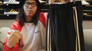 Adidas Skateboarding Premiere Pants: Interview with the Designer