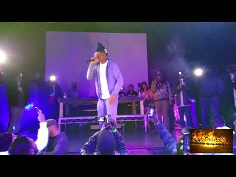 Cassidy Freestyles For LA Crowd (Weedies Event)