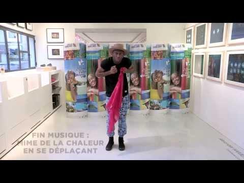 Chorégraphie Flash Mob Des Îles de Guadeloupe