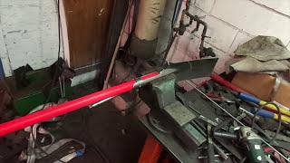 Bêche POLET manche boule fibre 5001