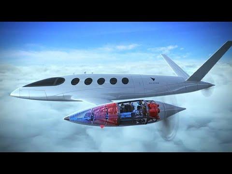 شاهد: طائرة كهربائية صديقة للبيئة في معرض باريس الدولي للطيران…  - نشر قبل 3 ساعة