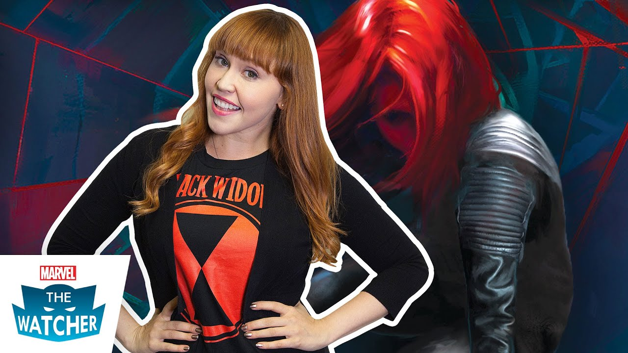 Black Widow: Forever Red In Stores Now! - Watcher 2015