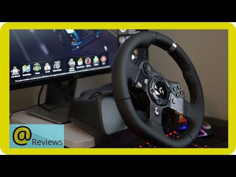 Logitech G920 + American Truck Simulator (Review & Demo)