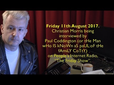 PEOPLE'S INTERNET RADIO The Friday Show