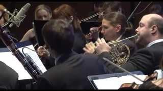 W.A.Mozart - Sinfonia concertante in E-flat major, K.297b - Adagio II/Моцарт. Симфония кончертанта