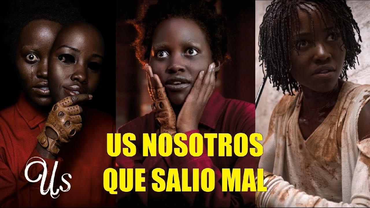 Ver Us Nosotros La Pelicula 2019 Que Salio Mal Reseña en Español