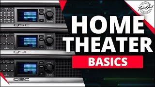 AV Alıcısı | Ev Sinema Basics Harici bir Amplifikatör Ekle nasıl
