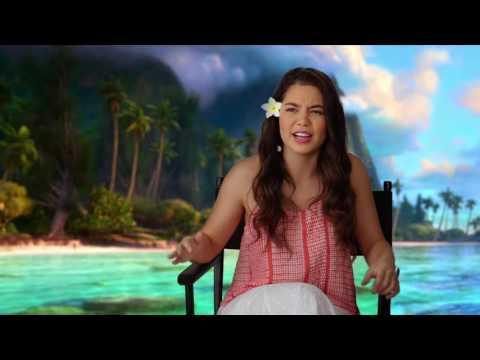 Disney's Moana – Behind the Scenes:...