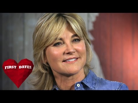 Anthea Turner Challenges Date To Try Brown Sauce For The First Time   Celebrity First Dates