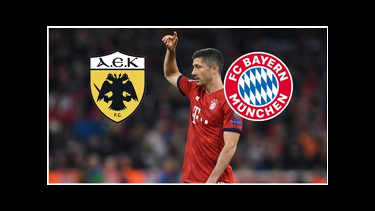 Athen Bayern Live